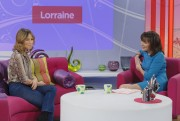 "Rachel Stevens Appears At ""Lorrain Live TV Programme"" in London November 15, 2011 HQ x 8"