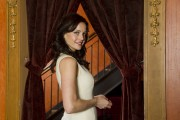 Карла Гуджино, фото 1512. Carla Gugino - Road To Mecca portraits n New York City, December 7, foto 1512