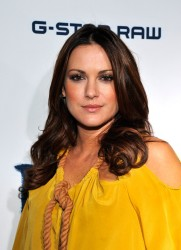 Danneel Harris @ G-Star Los Angeles Denim Store Opening in Beverly Hills December 6, 2011 HQ x 7
