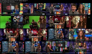 Candace Bailey - Attack Of The Show! [12-08-11] (1080i)