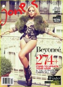 Beyonce - Jones Magazine Winter Issue