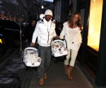 Мэрайя Кэри, фото 6117. Mariah Carey December, 31 2011 Out & about in Aspen, foto 6117