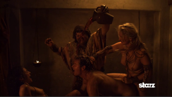 aa683a170995148 Spartacus : Vengeance (2012)