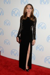Анджелина Джоли, фото 7459. Angelina Jolie - Producers Guild awards, january 21, foto 7459
