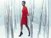 Лия Кебеде, фото 70. Liya Kebede - Ann Taylor Holiday 2011 LookBook (22x), foto 70