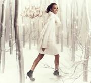 Лия Кебеде, фото 63. Liya Kebede - Ann Taylor Holiday 2011 LookBook (22x), foto 63