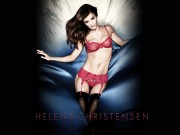 Helena Christensen : Very Hot Wallpapers x 7
