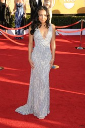 Ная Ривера, фото 161. Naya Rivera 18th Annual Screen Actors Guild Awards at The Shrine Auditorium in Los Angeles - 29.01.2012, foto 161