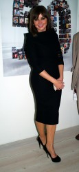 Carol Vorderman at The Sunday Times in London 2nd February x5