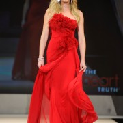 Ребекка Ромин, фото 928. Rebecca Romijn - The Heart Truth's Red Dress Collection 2012 FS, february 8, foto 928