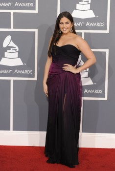 Hillary Scott @ 54th Annual Grammy Awards in LA February 12, 2012 HQ
