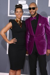 Алиша Киз (Алисия Кис), фото 3018. Alicia Keys 54th annual Grammy Awards - 12/02/2012 - Red Carpet, foto 3018