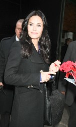 Кортни Кокс, фото 1739. Courteney Cox - Good Morning America (Feb 14), foto 1739