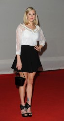 Fearne Cotton at The Brit Awards in London 21st February x11