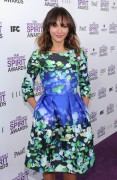 Рашида Джонс, фото 453. Rashida Jones 2012 Film Independent Spirit Awards in Santa Monica - February 25, 2012, foto 453