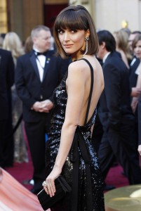 Роуз Бирн, фото 596. Rose Byrne 84th Annual Academy Awards in LA, 26.02.2012, foto 596