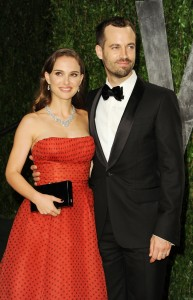 Натали Портман, фото 5037. Natalie Portman 2012 Vanity Fair Oscar Party in West Hollywood, 26.02.2012, foto 5037