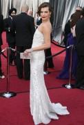 Милла Йовович, фото 2002. Milla Jovovich 84th Annual Academy Awards - February 26, 2012, foto 2002