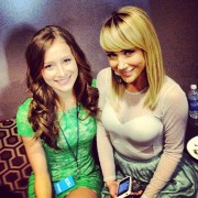 Sara Underwood & Candace Bailey Instagram Pic 3/01/12