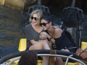Эшли Бенсон, фото 371. Ashley Benson at Busch Gardens in Tampa Bay 03/03/12*with Vanessa Hudgens, foto 371,