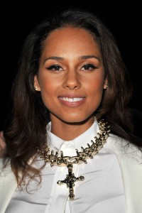 Алиша Киз (Алисия Кис), фото 3099. Alicia Keys Paris Fashion Week, 04.03.2012, foto 3099