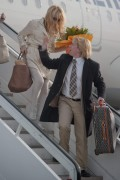Памела Андерсон, фото 5005. Pamela Anderson arrival at Vienna International Airport, march 4, foto 5005