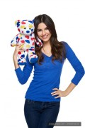 Victoria Justice - Build-A-Bear photoshoot