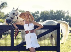 Ана Хайкмэн, фото 308. Ana Hickmann Equus Jeans Style 2012 Campaign, foto 308