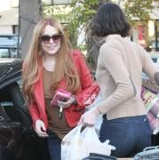 Алиана 'Али' Лохан, фото 180. Ali Aliana 'Ali' Lohan - booty in jeans shopping in Westwood 03/08/12, foto 180