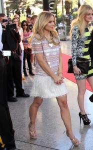 Кристен Белл, фото 8413. Kristen Bell Topshop Topman Store Opening in Las Vegas, 08.03.2012, foto 8413