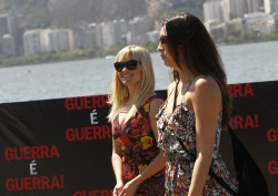 Риз Уизерспун, фото 4929. Reese Witherspoon 'This Means War' Press conference in Rio de Janeiro - 09.03.2012, foto 4929