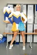Криста Мур, фото 754. Crista Moore Cheerleader Distraction Set ( Mq & Tagg ), foto 754