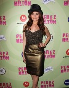 Debby Ryan - Perez Hilton's 34th Birthday Party 3/24/12