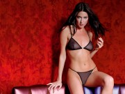 Lisa Snowdon : C-Thru Wallpapers x 4