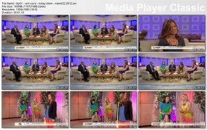 ANN CURRY - Today Show - March 22, 2012  - *legs*
