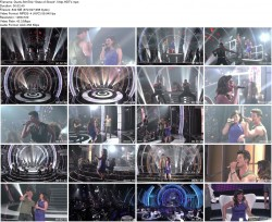 "Kelly Clarkson singing ""State of Shock"" with Robin Thick on ""Duets"" S1E2 5/31/12*720p HD video*"