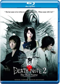 Death Note: The Last Name 2006 m720p BluRay x264-BiRD