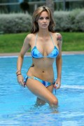 Джессика Джейн Клемент, фото 246. Jessica Jane Clement Bikini In Pool and Showering Ibiza May 2012 HQx 27, foto 246
