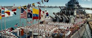 Battleship: Bitwa o Ziemiê / Battleship (2012) 720p.BDRip.XviD.AC3-ELiTE + Rmvb / Napisy PL