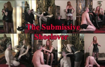 Absolute Femdom - Submissive Shoe Lover